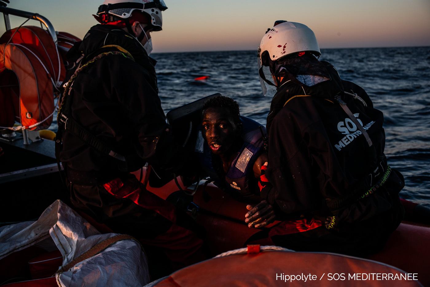 Méditerranée, mer cruelle!